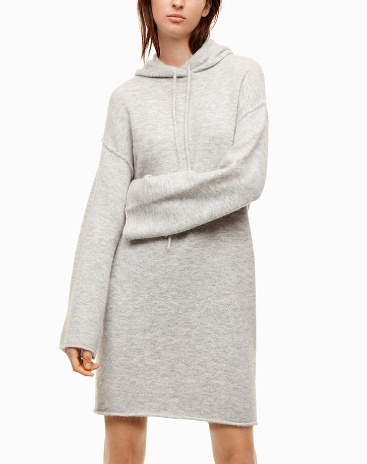 best things to buy at aritzia sweater dress
