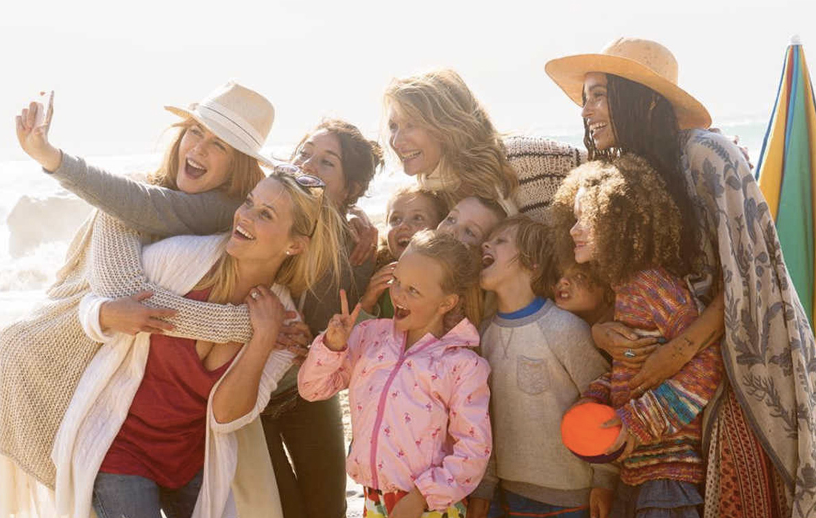 'Big Little Lies' to Return for a Second Season