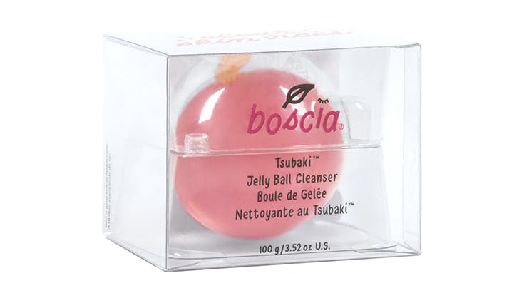 boscia Tsubaki Jelly Ball Cleanser beauty stocking stuffers