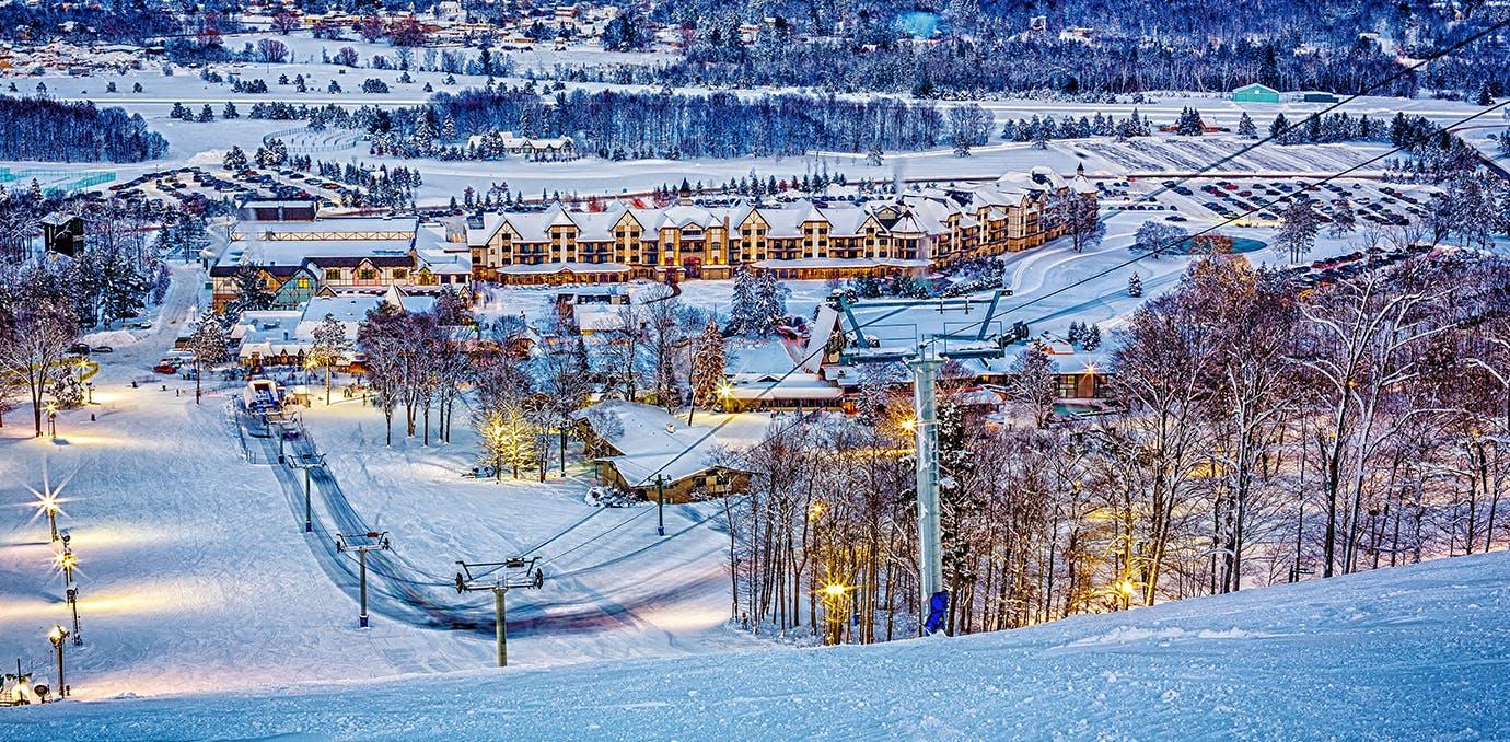 boyne mountain michigan best ski resorts in the world