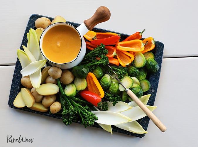 butternut squash fondue recipe