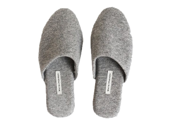 cashmere slippers