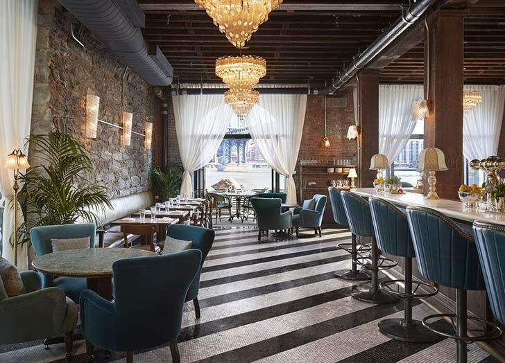 cecconis dumbo NY restaurant
