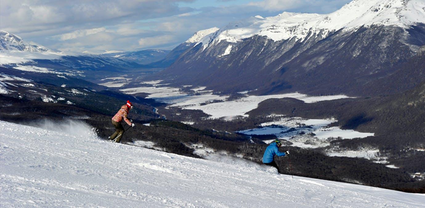 cerro castor ushuaia argentina best ski resorts in the world