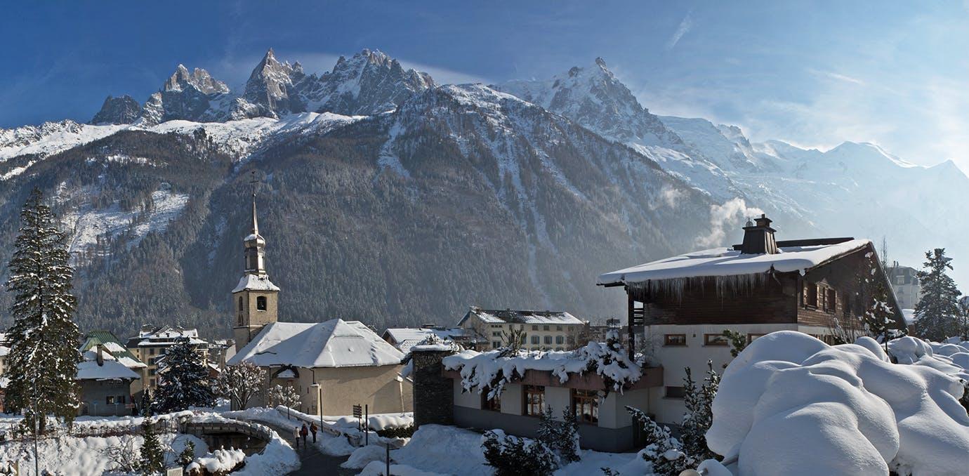chamonix france best ski resorts in the world