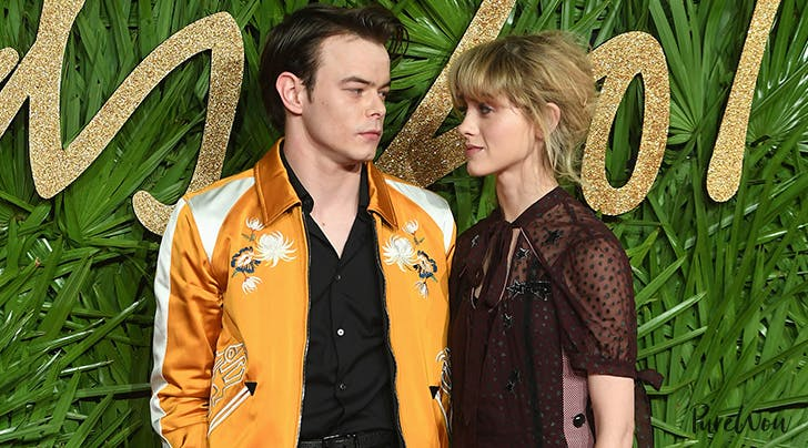 Whoa, These 'Stranger Things Actors Are Dating IRL and They Just Made Their Official Debut