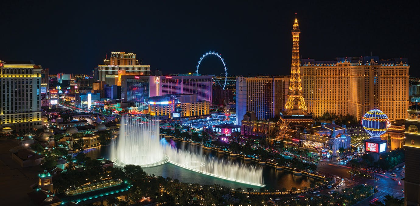 cheap travel las vegas