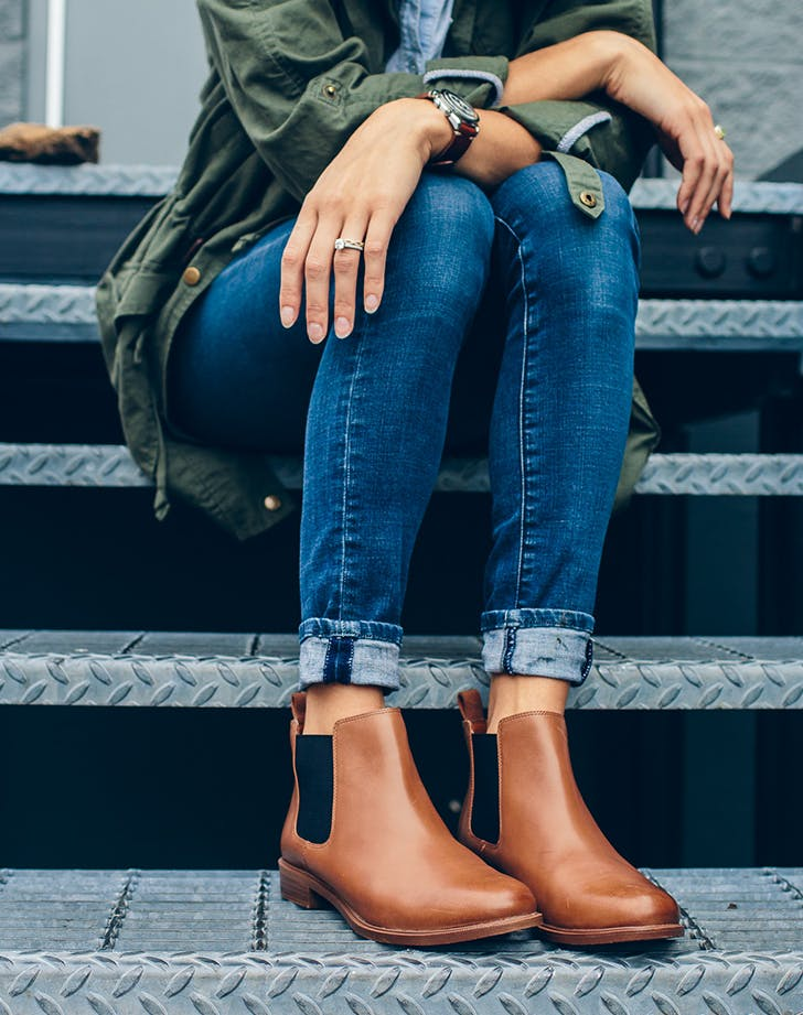 chelsea boots 2018 shoe footwear trends