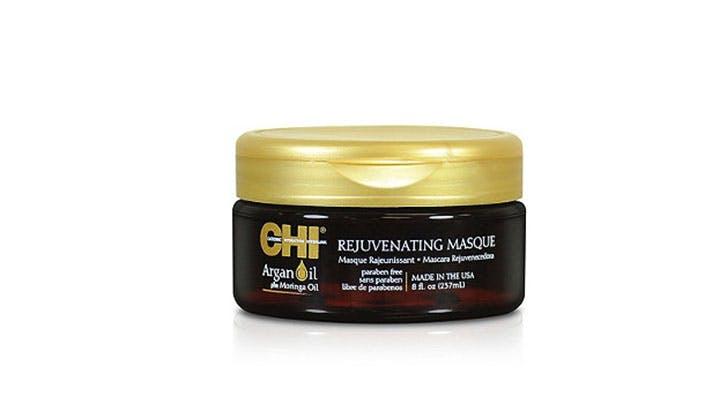 chi rejuvenating hair mask