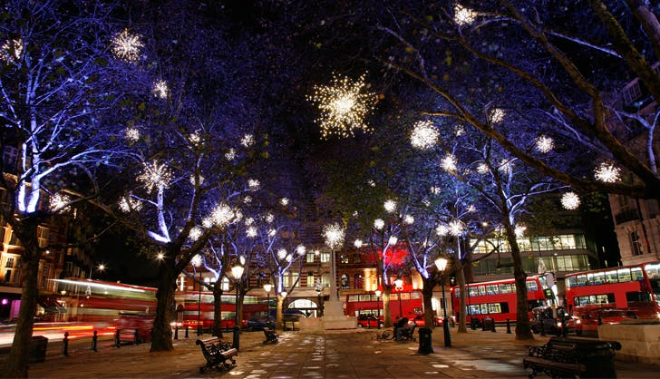 London At Christmas Time.Things To Do In London During Christmas Purewow