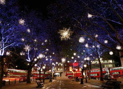 christmas in london category