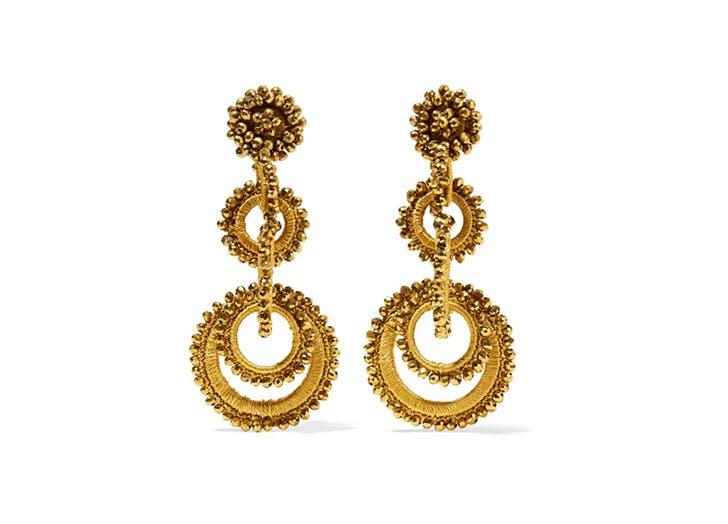colombian earrings