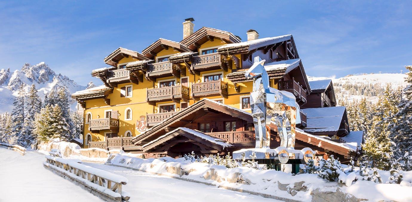 courchevel france best ski resorts in the world