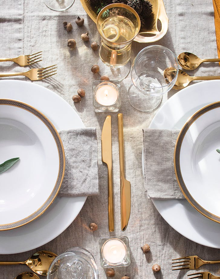 cozy dinner party under 10