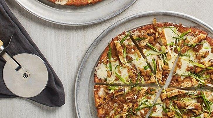 Praise the Gluten-Free Gods: California Pizza Kitchen Is Now Offering Cauliflower Pizza Crust