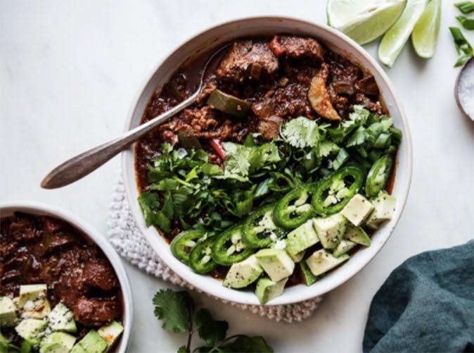 crockpot paleo chili