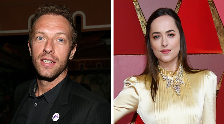 Dakota Johnson and Chris Martin Are Reportedly Dating & Heres Everything We Know