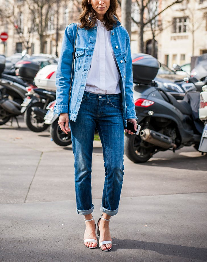denim trends low rise