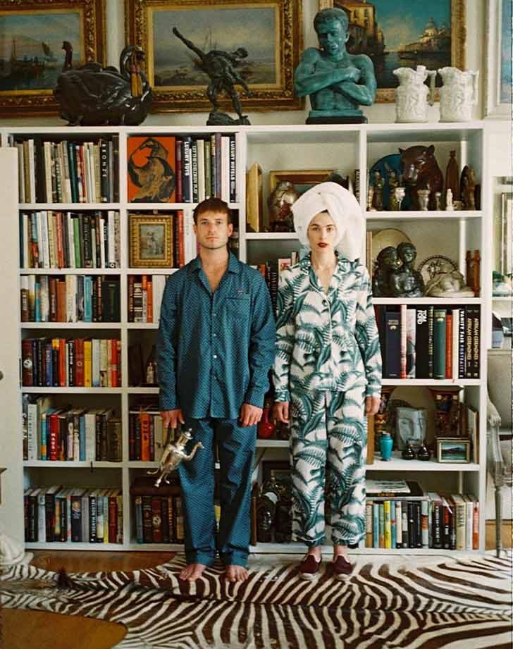 desmond and dempsey pajamas DAL