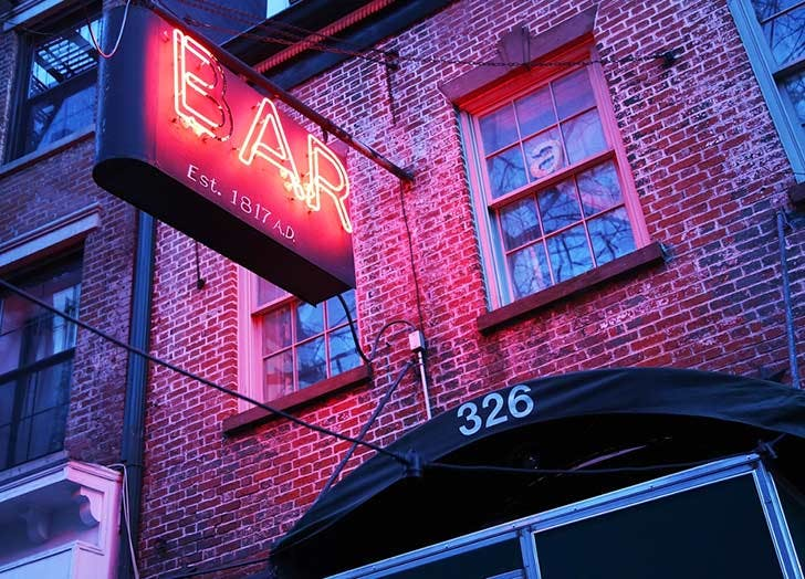 ear inn NY