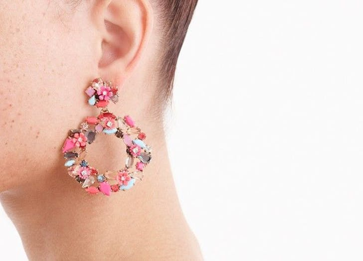 earrings jcrew