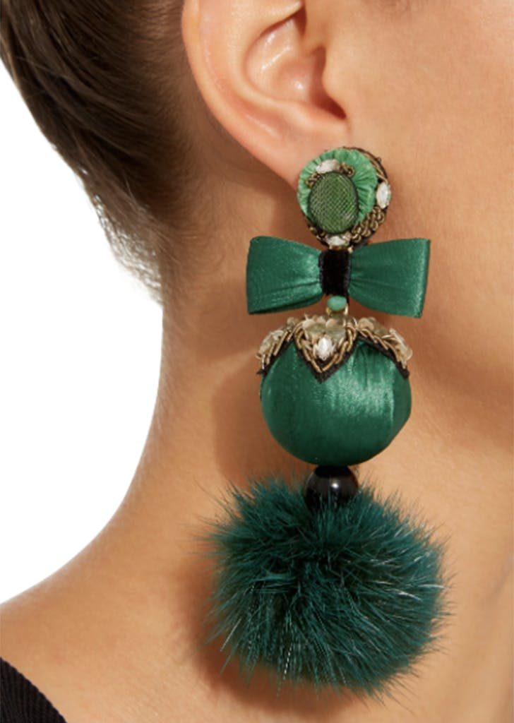Statement Earrings for Winter - PureWow