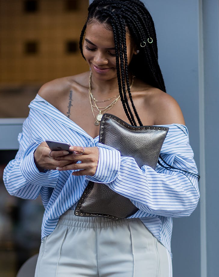 emebllished or decorated braids beauty trends to try in 2018