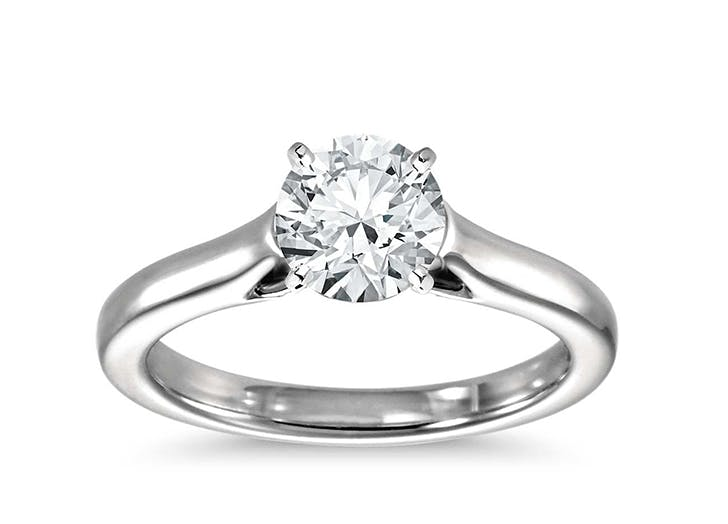 engagement rings blue nile