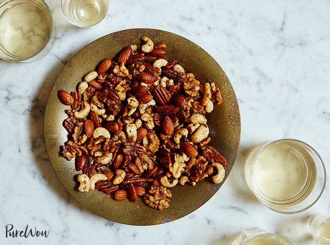 essential holiday recipes bar nuts
