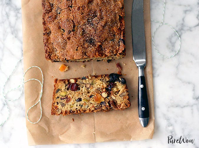 essential holiday recipes fruitcake