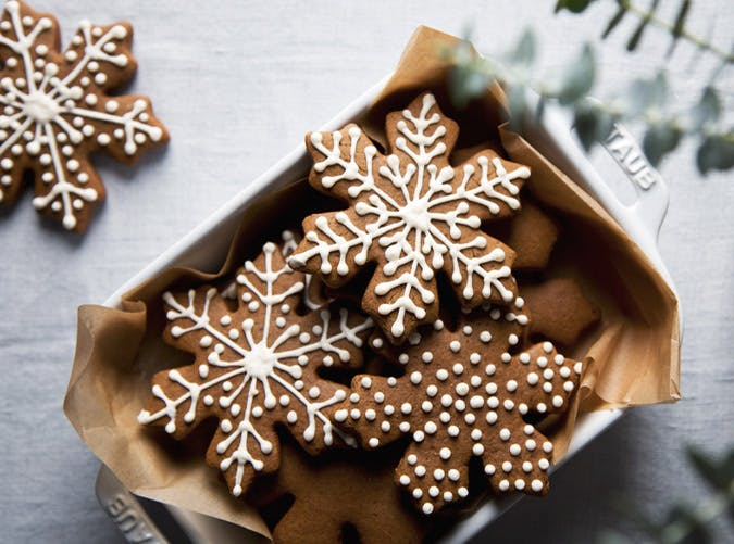 essential holiday recipes gingerbread cookies