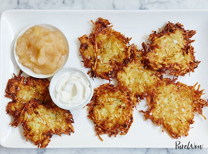 essential holiday recipes potato latkes