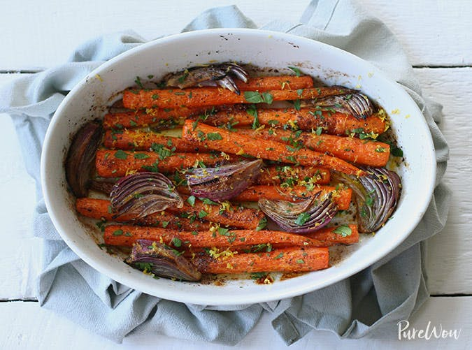 essential holiday recipes roast carrots