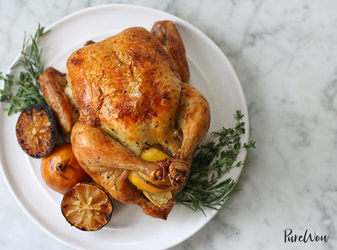 essential holiday recipes roast chicken