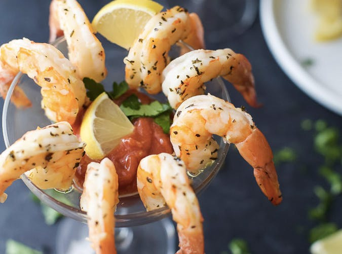 essential holiday recipes shrimp cocktail