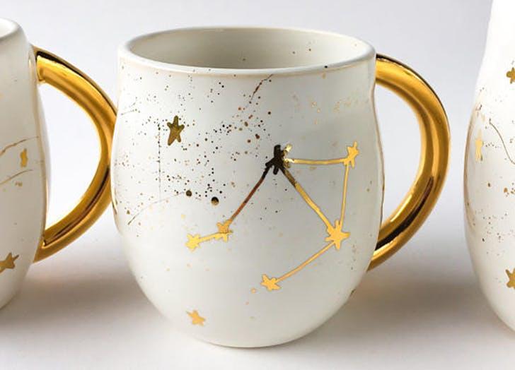 etsy constellation mug