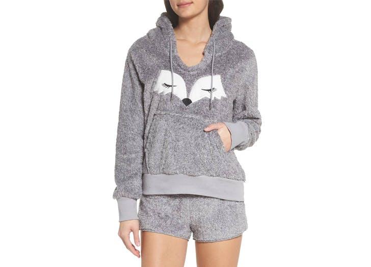 fox and the hood pajamas