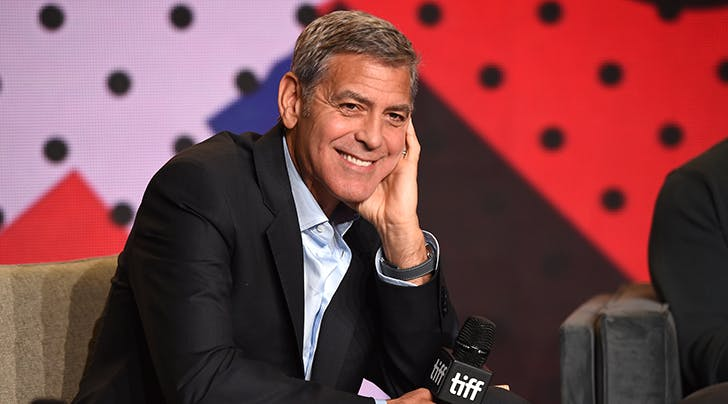 This Crazy George Clooney 'Briefcase-Surprise Story Will Make You Wish You Were His BFF