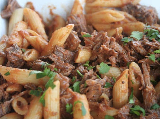 giada de laurentiis braised short rib pasta recipe