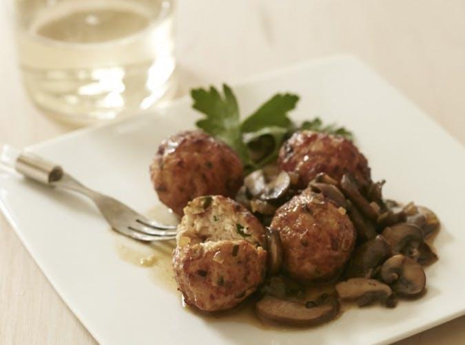 giada de laurentiis chicken marsala meatballs