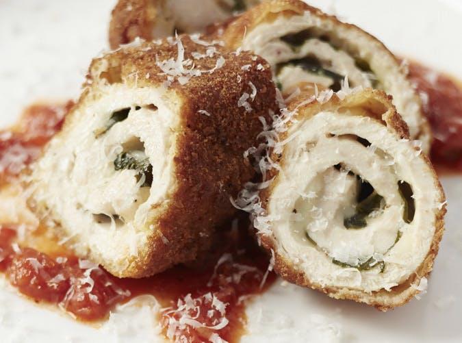 giada de laurentiis stuffed chicken parmesan recipe