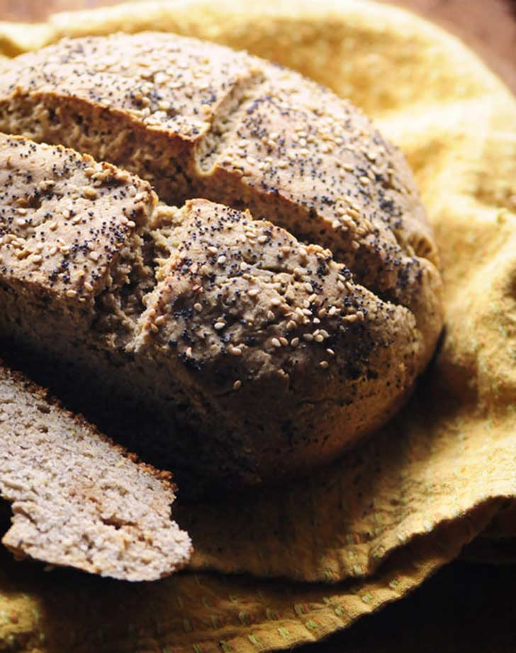 gluten free artisan bread 921