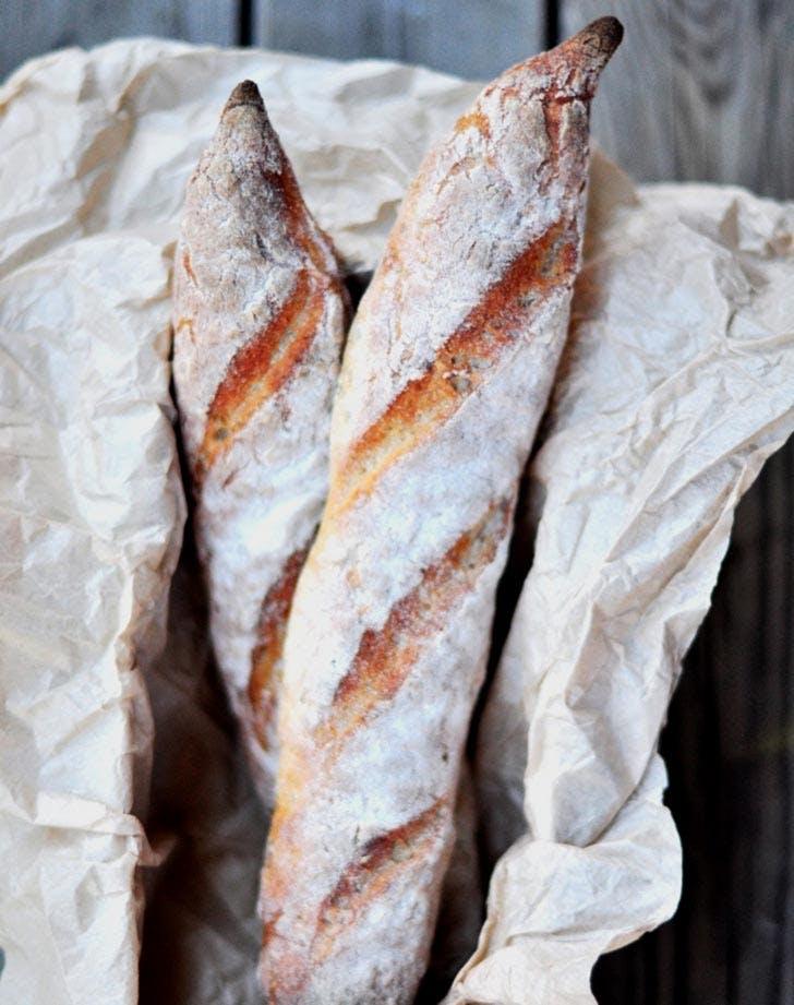 gluten free baguette 921