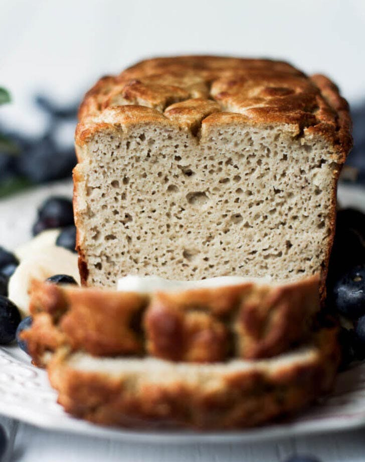 gluten free banana bread 921