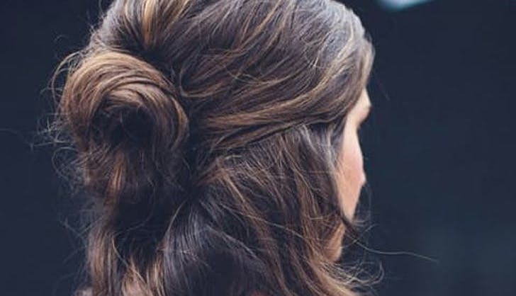 holiday hair tip