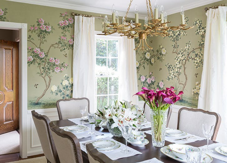 home renovation trend 2018 diningroom