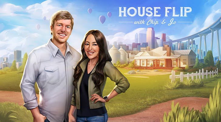 Chip and Joanna Now Have A House Flipping App for Grownups, So, See You Never