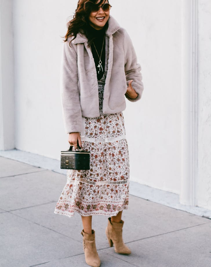 how to wear a fall dress in winter january outfit ideas stuff she likes1