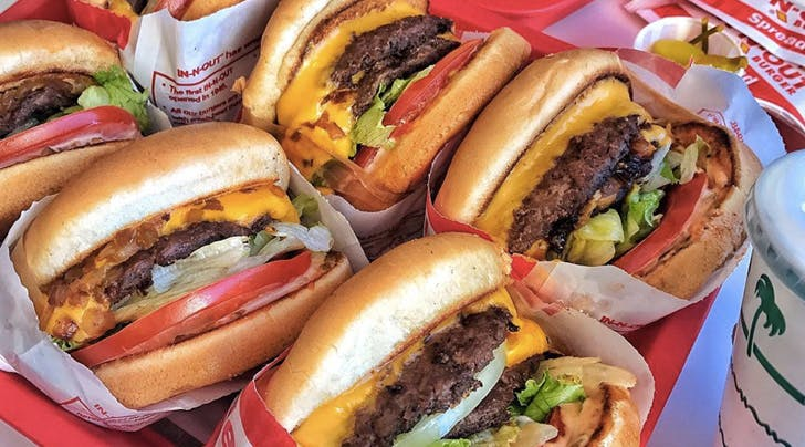 This Fast-Food Chain Beat Google as One of the Best Places to Work in 2018