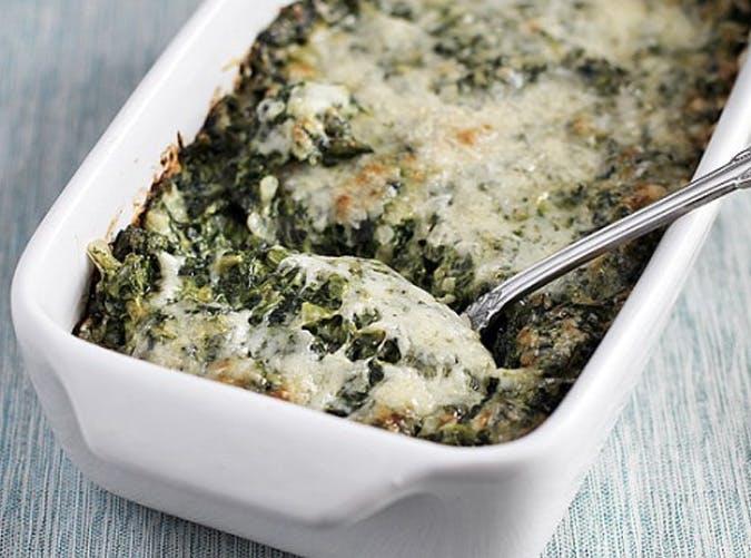 ina garten creamed spinach gratin recipe 501